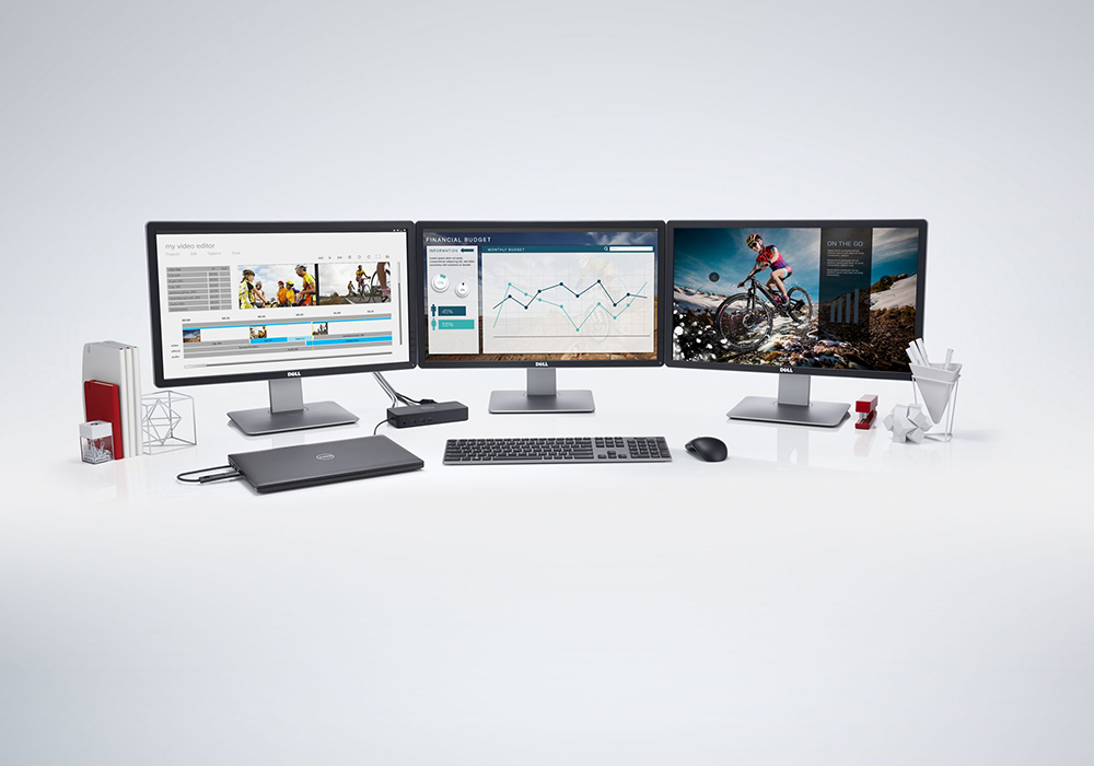 Dell Dockingstation D6000